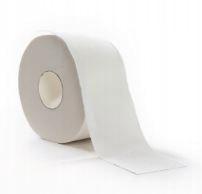Туалетная бумага JUMBO 2 вт супер белый