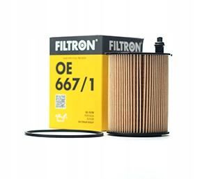 фильтр масла citroenpeugeotford filtron oe6671