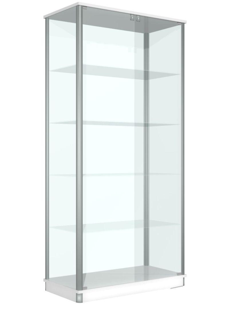 Poľské sklo Gablot + LED osvetlenie + Zips