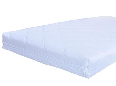 Prešívaný prípad na matrace 120x60cm High. 8-11cm