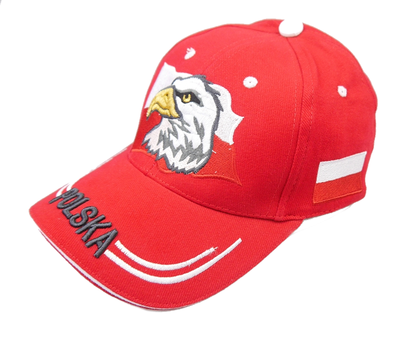 Cap Fan Red Flag Ozeł Paszek Polska