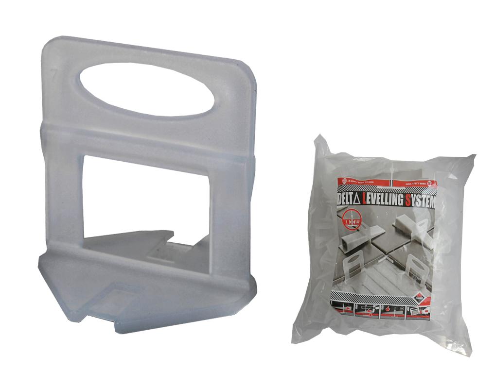 RUBI DELTA nivelačný systém, pásy 3-12 1mm x400