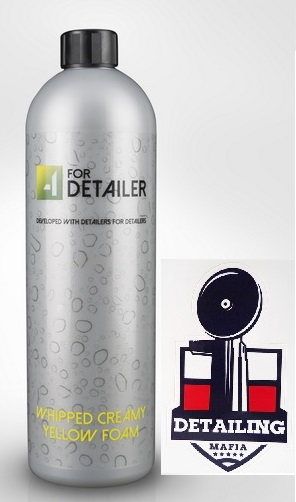 Picture of 4Detailer - Whipped Creamy Yellow Foam 1L