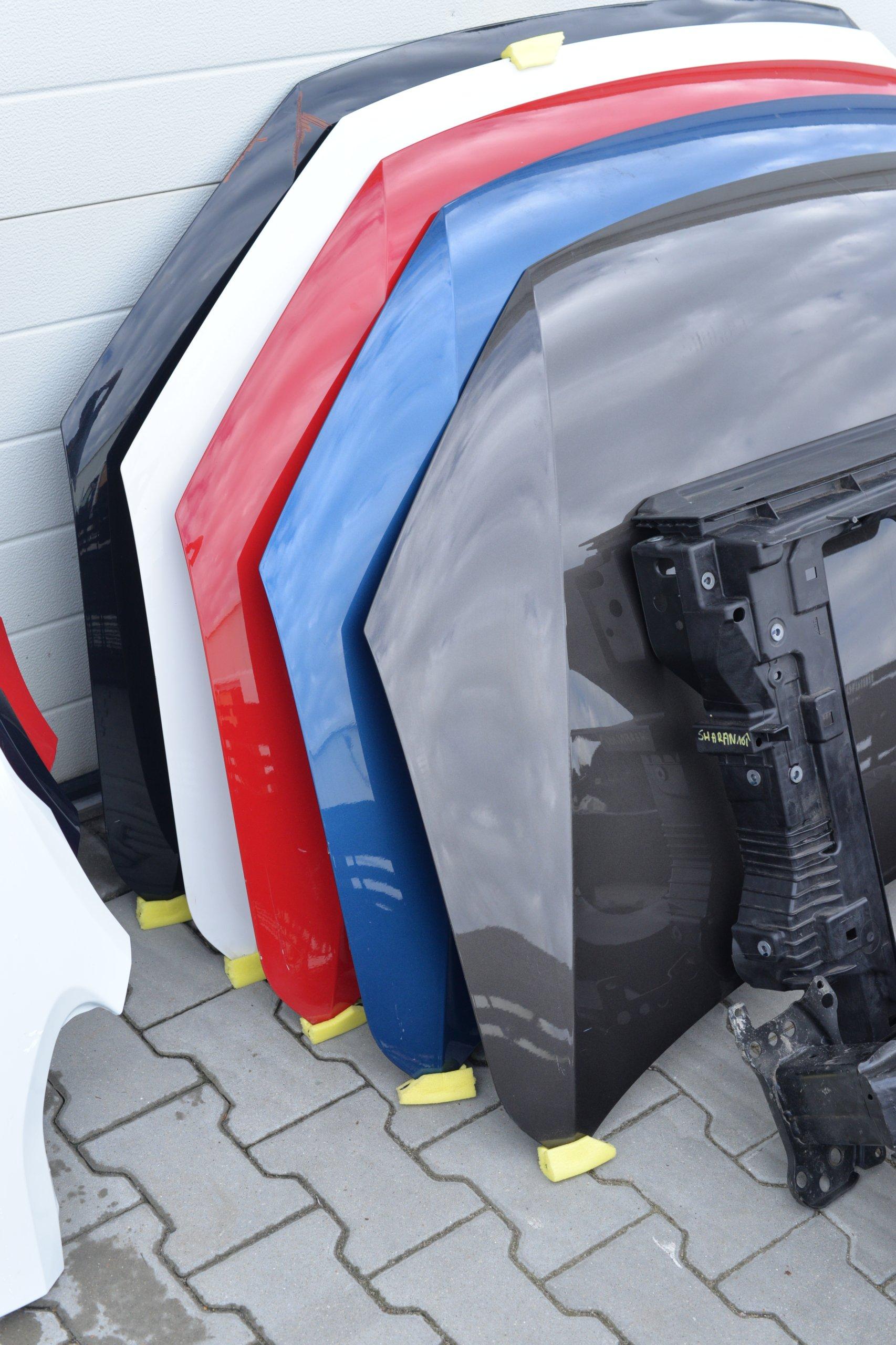 [КАПОТ ZDERZAK КРЫЛО REFLEKTOR SEAT ALHAMBRA 10- из Польши]изображение 9