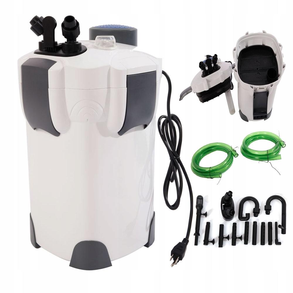 Внешний фильтр HW-304B 2000l/h + UV 9W + Картриджи