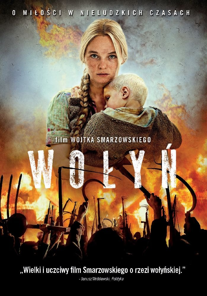 Item DVD VOLYN WOJTEK SMARZOWSKI FILM FOR FREE!