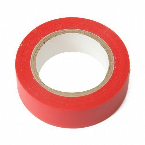 Лента изоляционная 711E 19mmx 20м Красная 003212