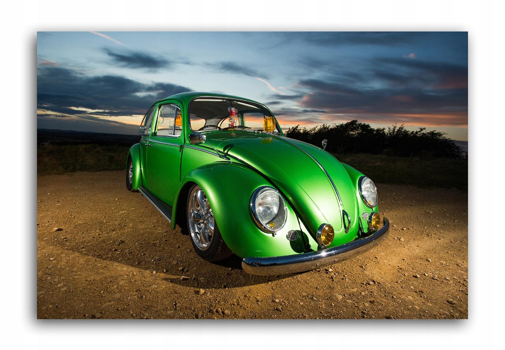 # Image/y auto retro vintage retro-90x60cm