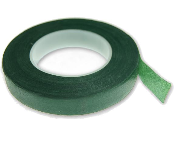 Maskovanie floristickej floristickej pásky - 13 mm 274m