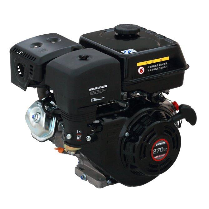 Silnik LONCIN G270FD, 9KM, wał 25,4mm rozr. elektr