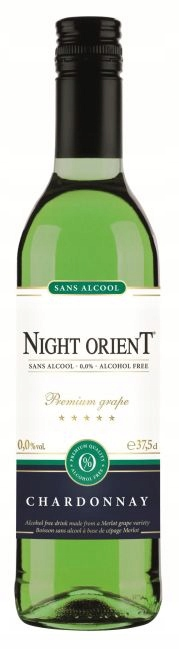 Безалкогольное вино White Night Orient Chardonnay