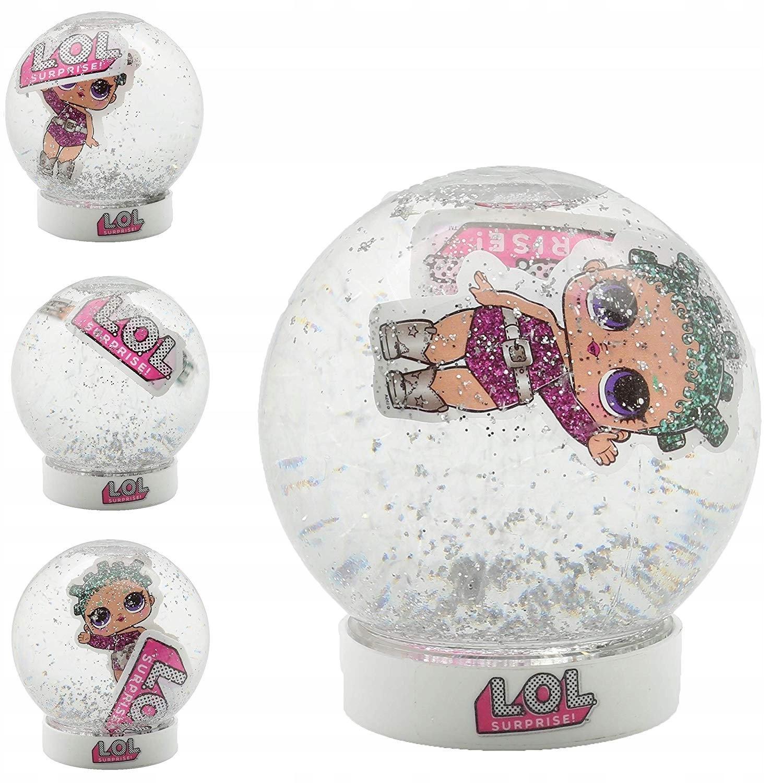 Lol prekvapenie snehová guľa GLITTER prekvapenie