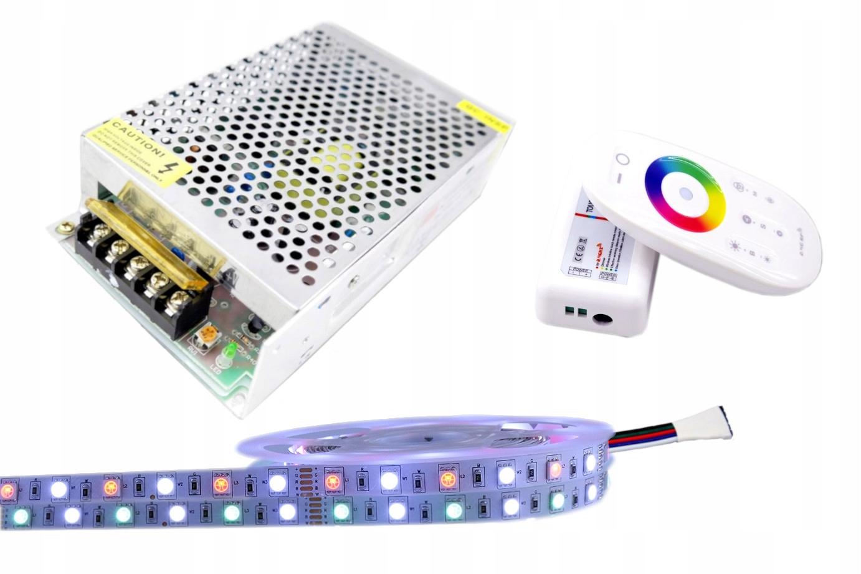 КОМПЛЕКТ светодиодной ленты RGBW 5050 Mi-Light PREMIUM 10м