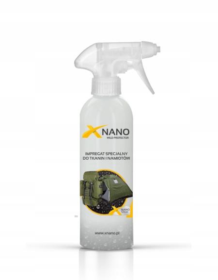 Nano impregnácia pre oblečenie a obuv silný x nano Wild