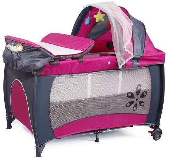 Купить Кроватка кровать туристическая для ребенка манеж. на Otpravka - цены и фото - доставка из Польши и стран Европы в Украину.