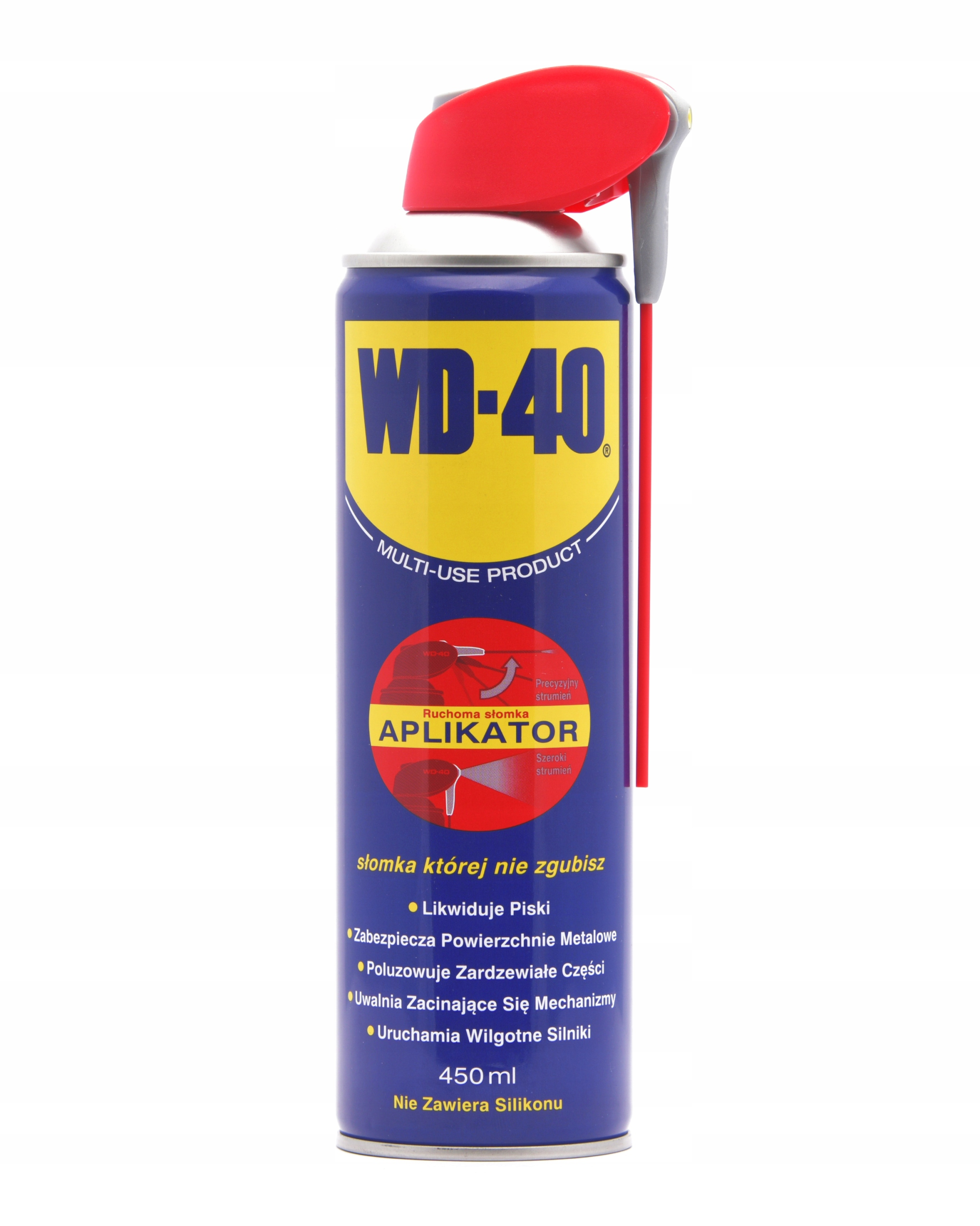 Item WD-40 APPLICATOR - tool rust remover FOR BOLTS - 450 ml