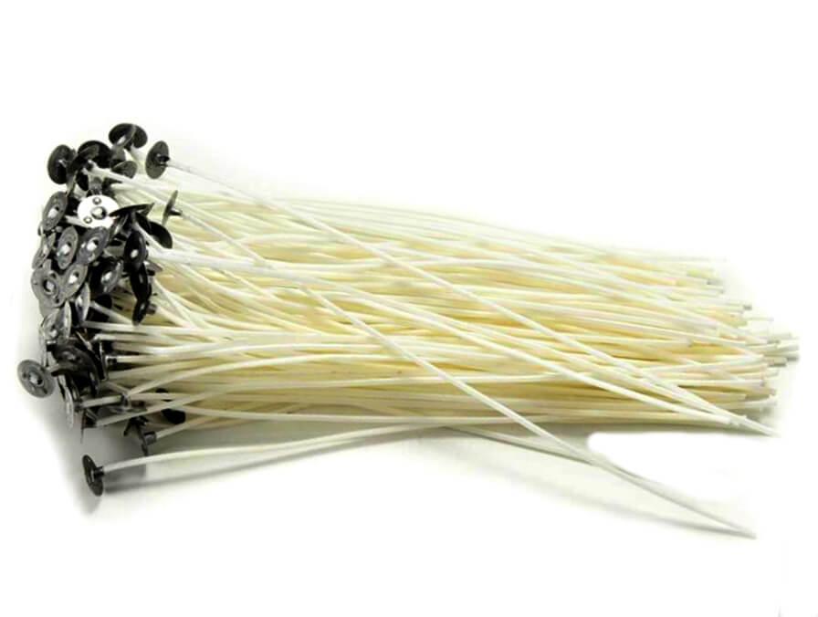 Uzol knôty pre sviečky veľkoobchod veľa tisíc 1000 ks 17cm