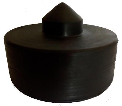 резина  шайба podwyŻszajĄca пружину сзади 40 мм