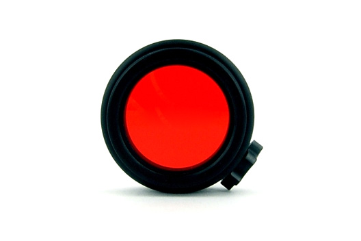 SolarForce L2-CFR filtr czerwony nakładka