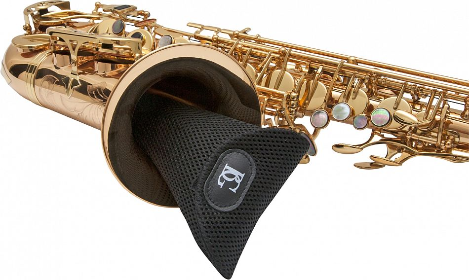 Potrubné puzdro a náustok pre tenor saxofón BG