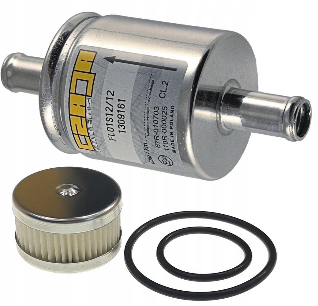 фильтр газа 12 мм фильтр tomasetto at 09 + прокладки