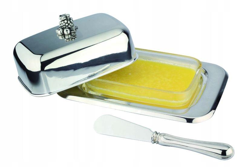 Maselniczka + nôž Vintage Regent C98155GK