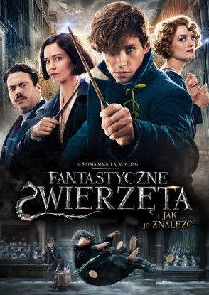 Item Dvd FANTASTIC BEASTS AND where to FIND THEM film