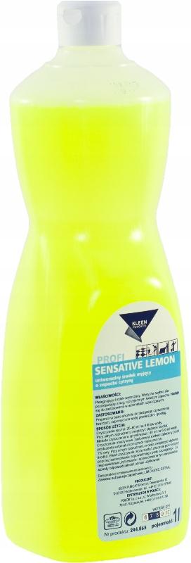 Kleen Лимон СВЕЖИЙ ЛИМОННЫЙ жидкость для мытья полов