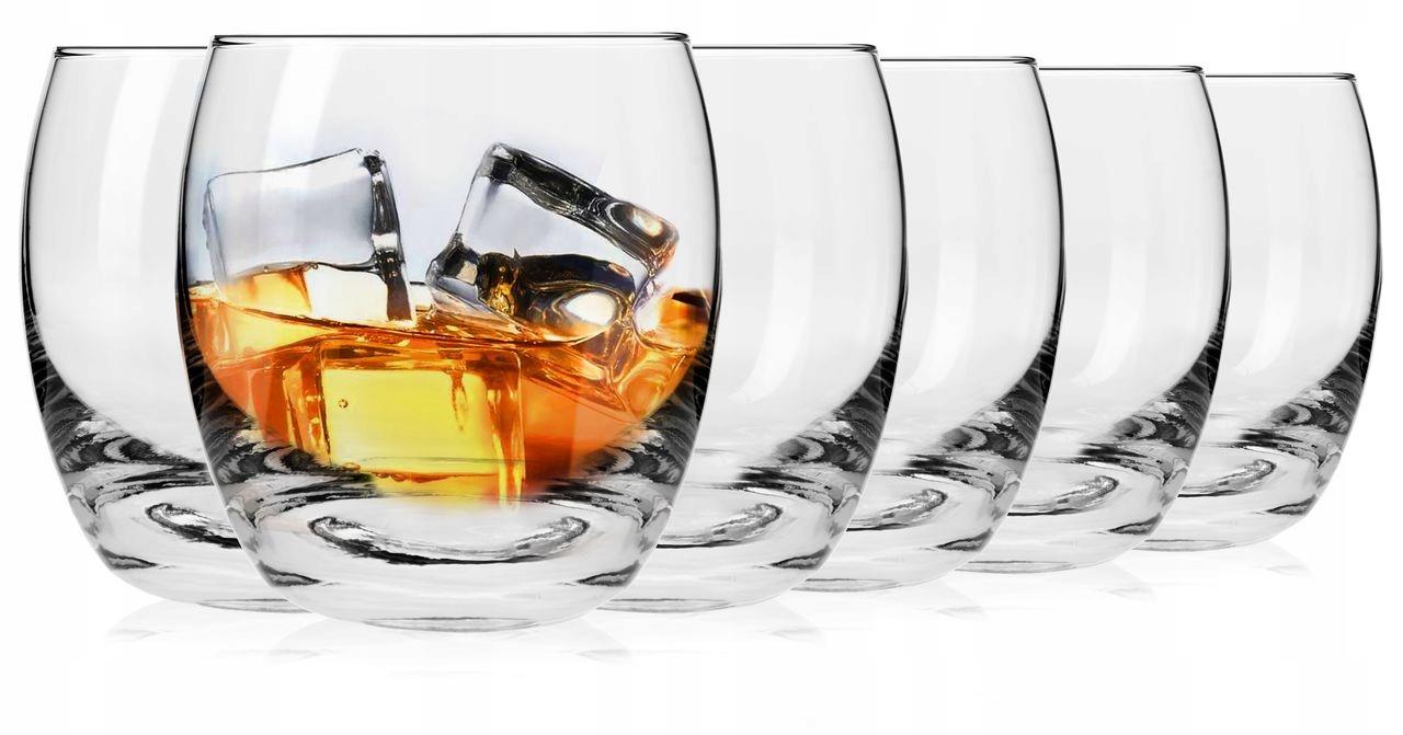 Szklanki do whisky wody soku KROSNO Epicure 300ml
