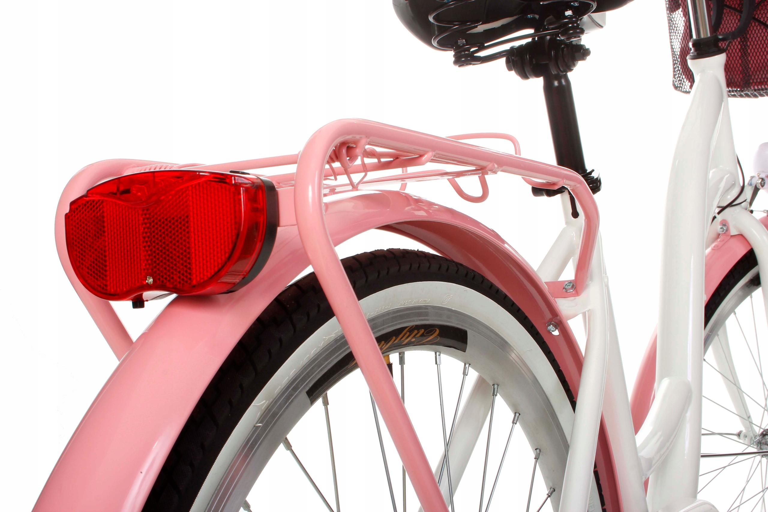 Dámsky mestský bicykel Goetze BLUEBERRY 26 košík!  Chýba typ prehadzovačky