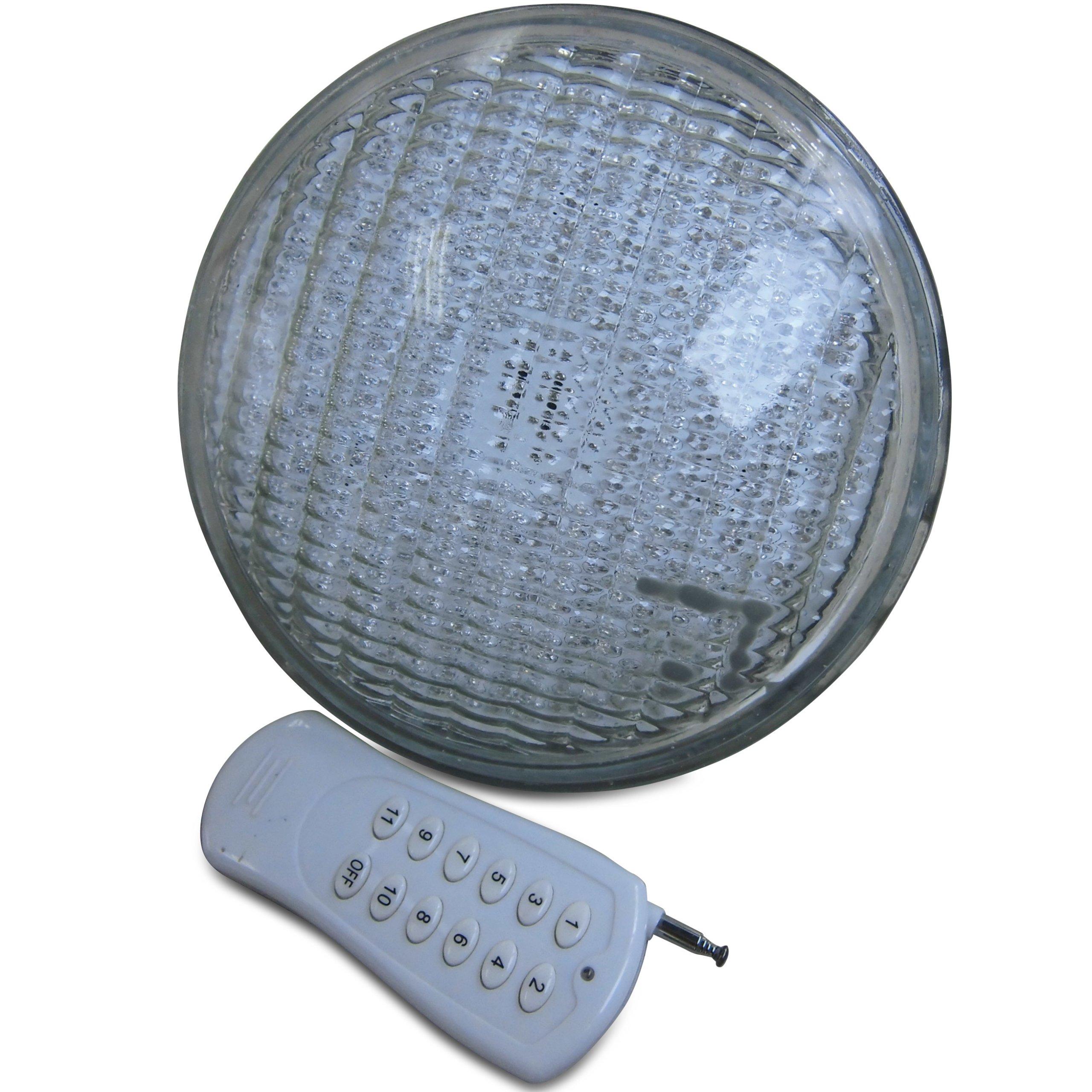 LED žiarovka Par56 Farba pre lampy + diaľkové ovládanie - bazén