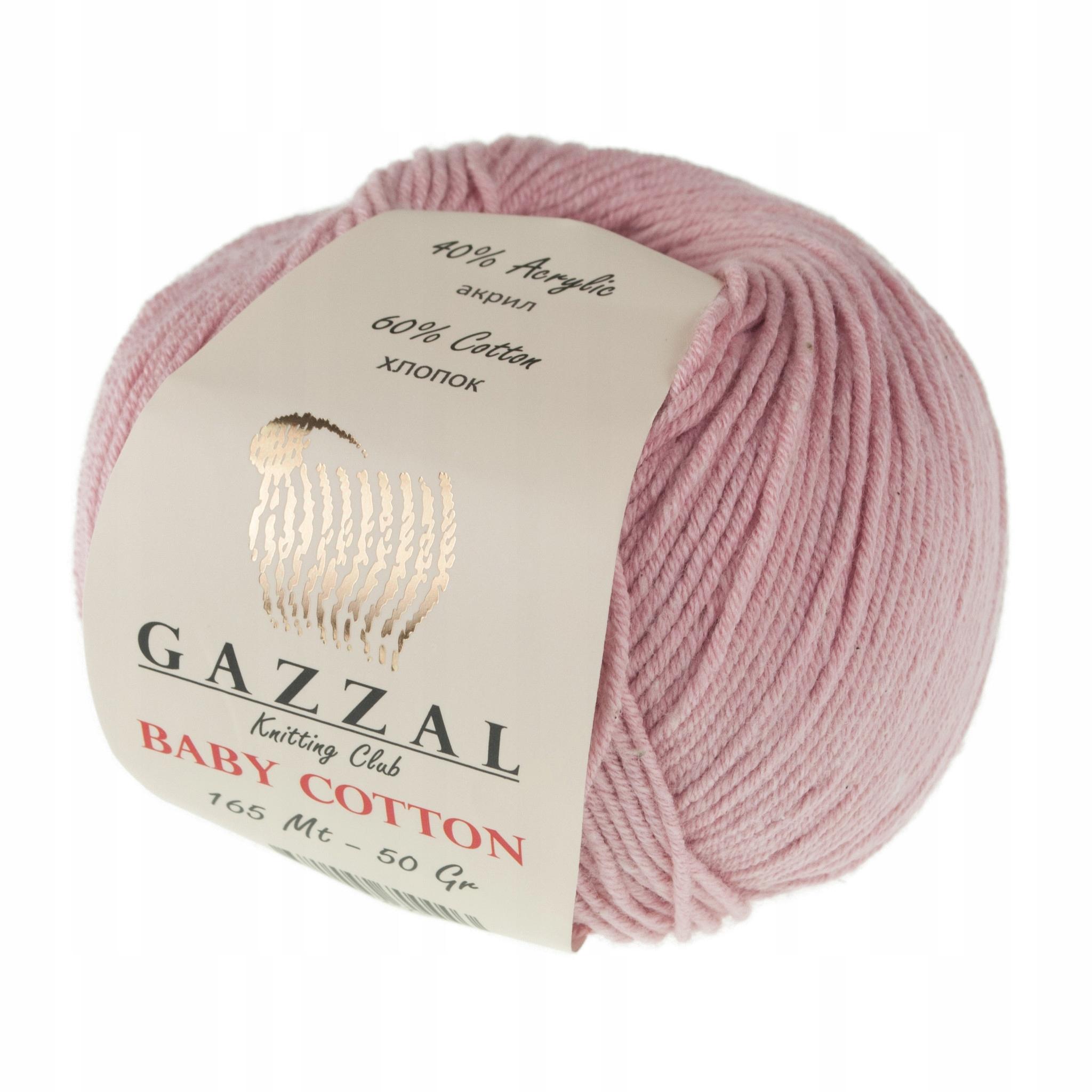 Item Internet Gazzal Baby Cotton 3444