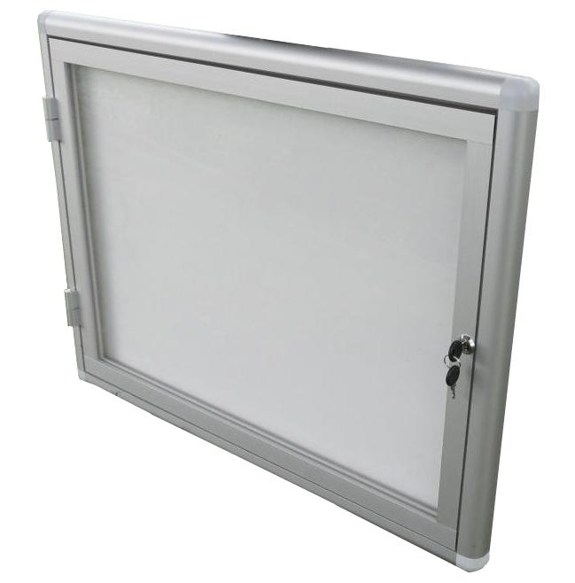Шкафы с внешней магнитной витриной, 60x80x3