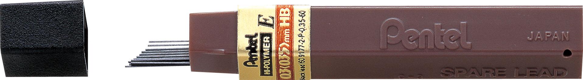 Grafika Pentel Stylus Pentel 0.3mm Hb 12ks