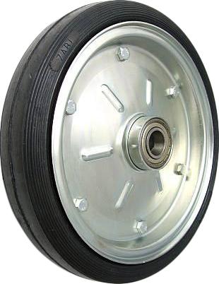 Kolesové koleso Fi 300mm pre nosný stroj 300kg 20mm