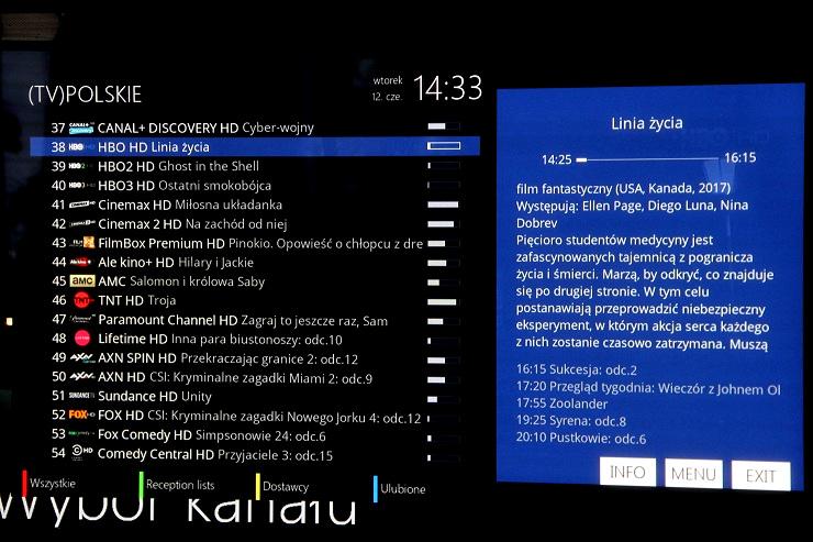ZGEMMA H9S 4K ENIGMA2 Cccam Iptv Oscam Kod producenta 451000179A23F840