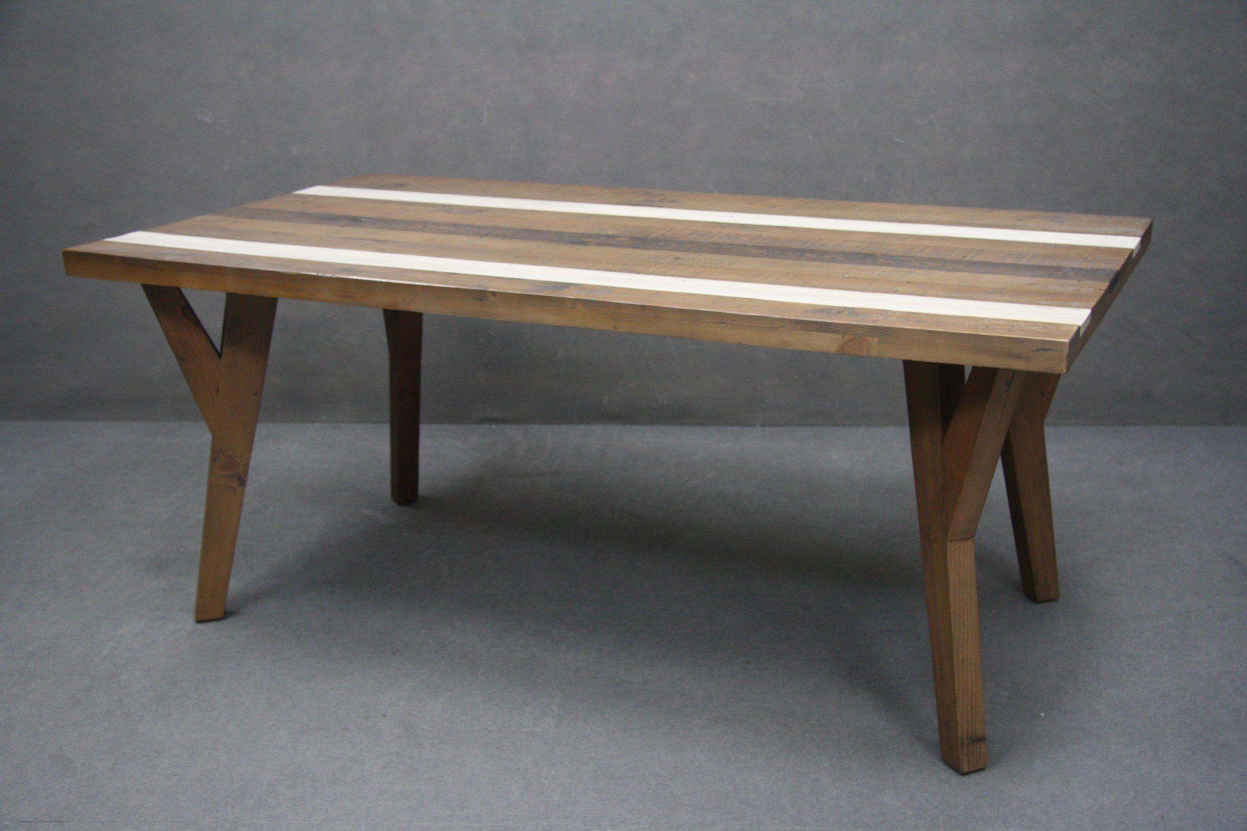 Drevený stôl 180 cm Starej Borovice VINTAGE ORLEANS