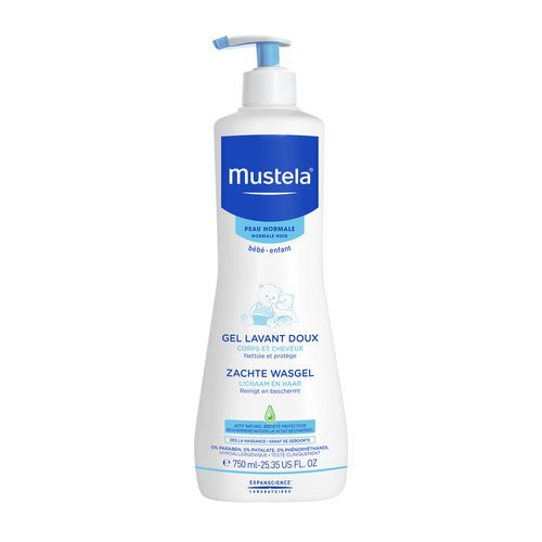 Item MUSTELA BEBE Enfant Gentle shower gel 750 ml