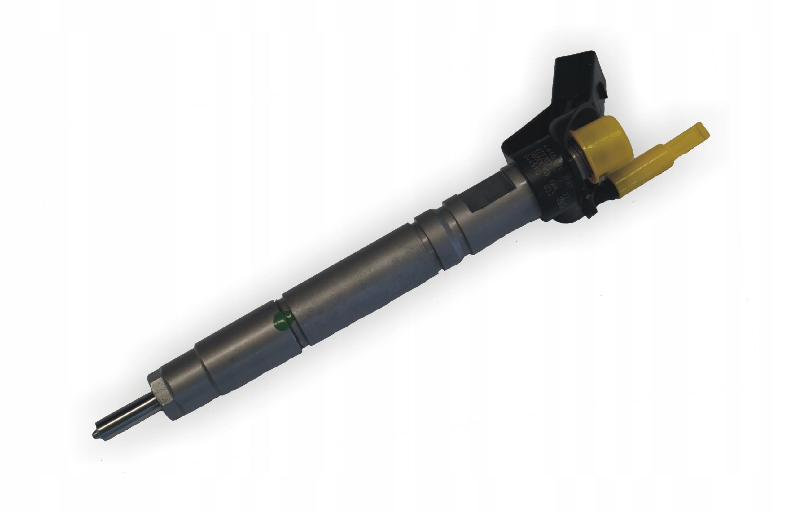 wtryski инжектор merc 0445115064 a6420701387