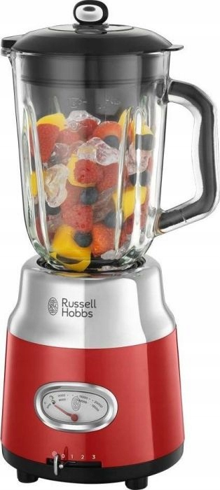 Mixér Russell Hobbs 25190-56 retro Ribbon Red