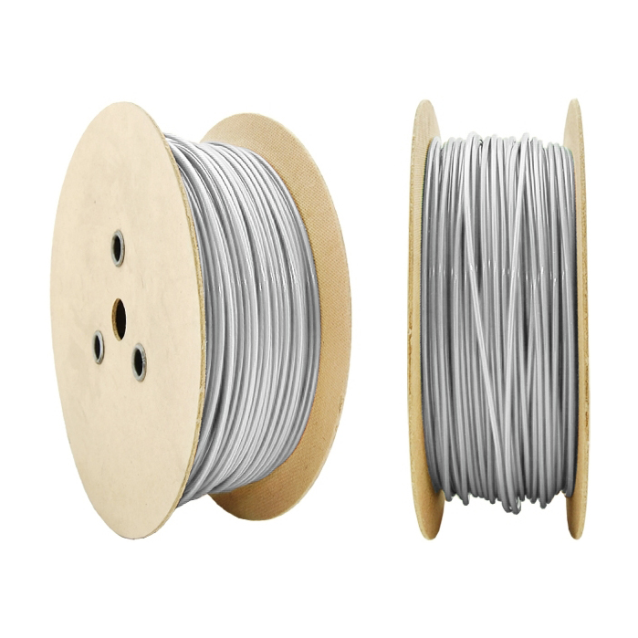 Lanová nerezová oceľ PVC kábel V4 3/4 mm 30m