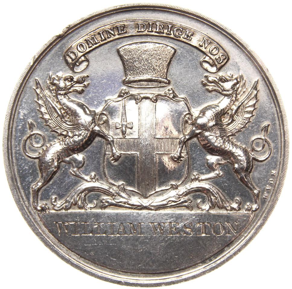 + Spojené kráľovstvo Budge Broker Silver 1837-1886