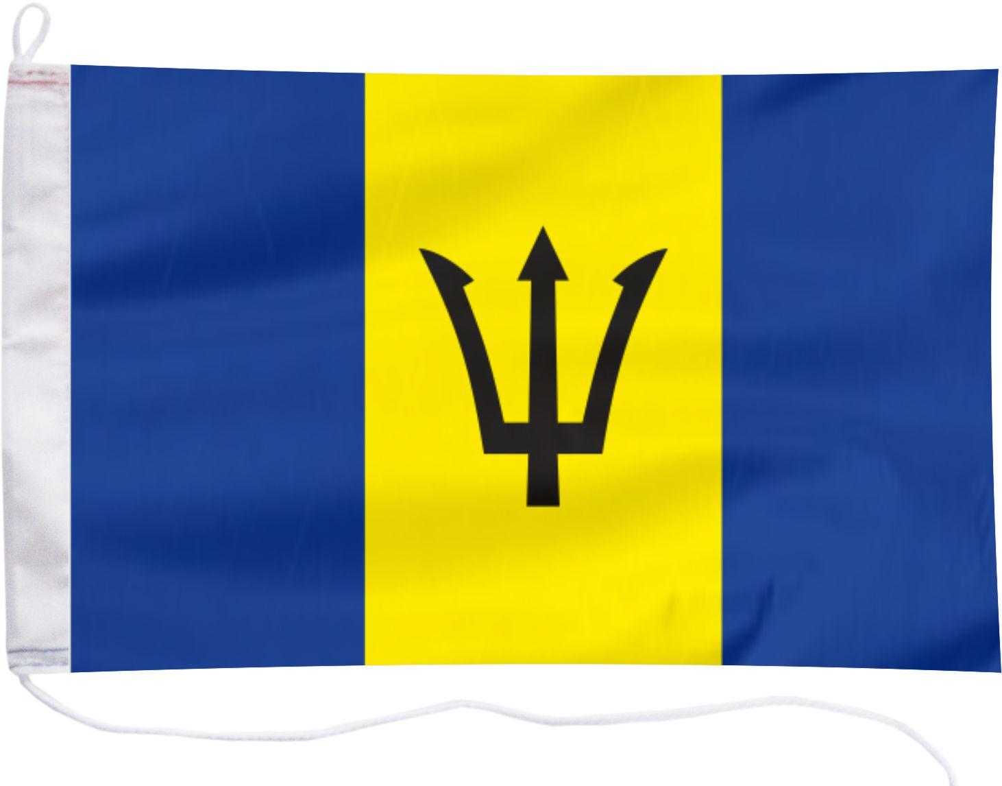 флаг барбадоса фото районе филевский