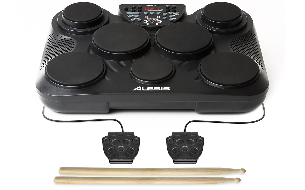 ALISH CompactKit7 Tabuľové bubny Elektronické