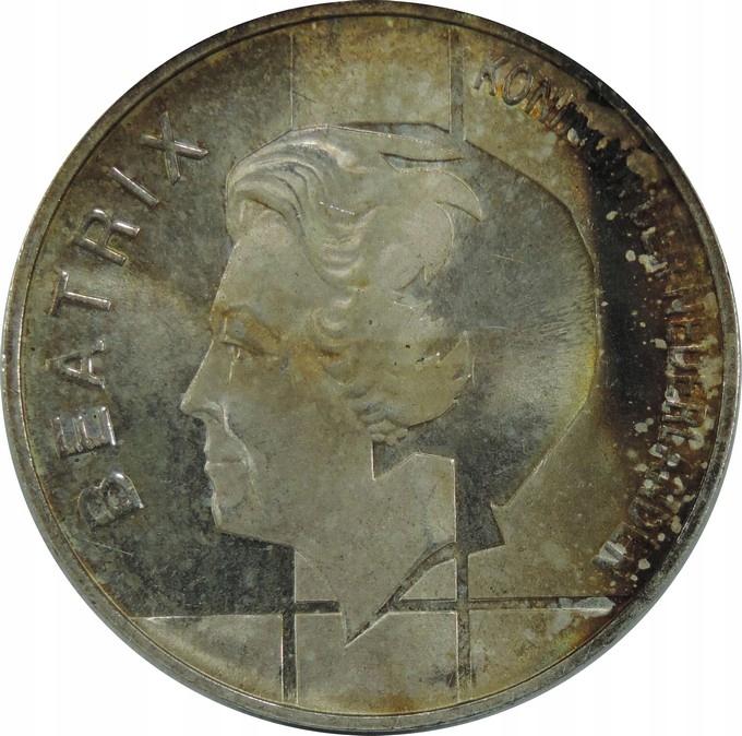 10 Guldenów 1994 - Stan (L-) - Holandsko 4