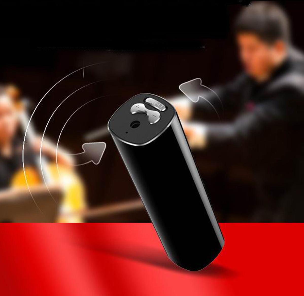 DYKTAFON CYFROWY 16GB VOX DETEKCJA RED.SZUMU 21DNI Mikrofon stereofoniczny