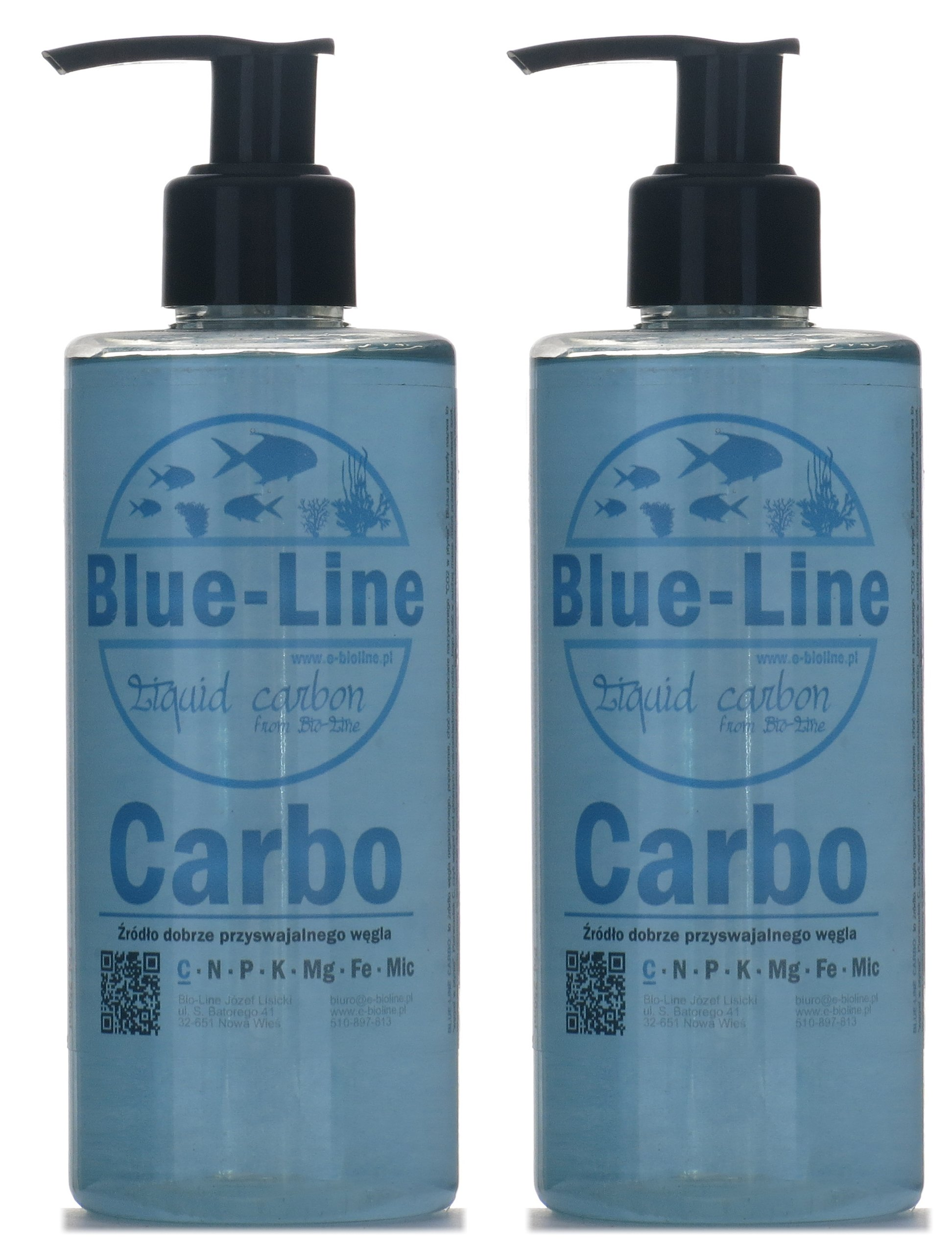 CARBO 500ml węgiel w płynie Carbon CO2 PROMOCJA!!