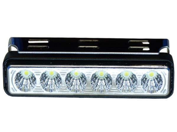 лампа led 16cm рабочая заднего вида заднего хода 12v 24v rs