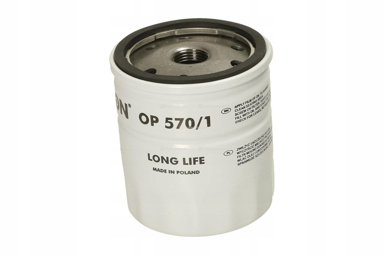 filtron фильтр масла op5701 astra g h