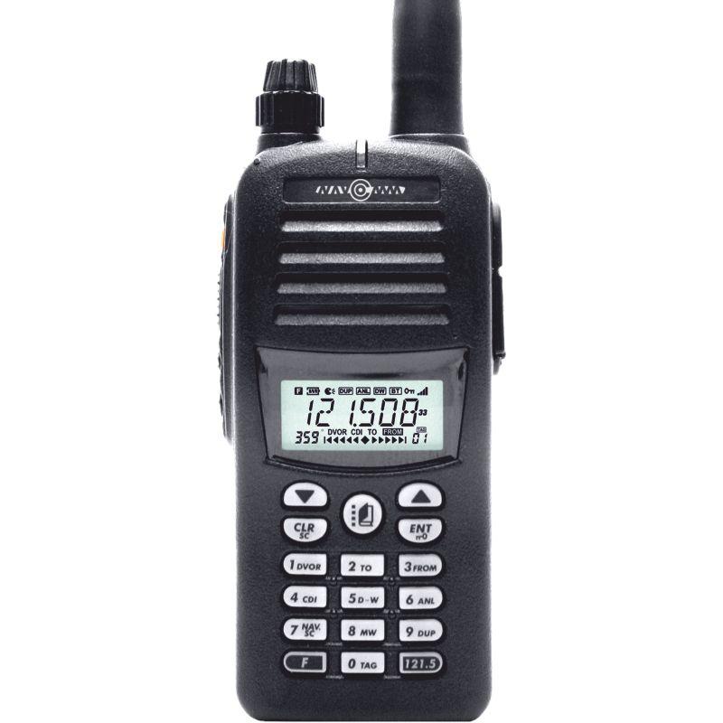 NC-55A Air Radio Station 8,33 KHz